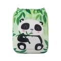 Alva Baby Onesize Nappy: Baby Panda