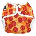 NEW! Imagine Baby Onesize Wrap: Slice Slice Baby