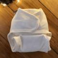 NEW! Little Lamb Newborn Wrap: Cream