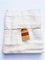 NEW! Petite Crown Organic Cotton Muslin Flats