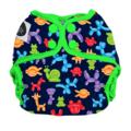 NEW! Imagine Baby Newborn Wrap: Party Animal
