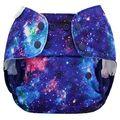 Blueberry Capri Nappy Wrap: Size 1: Orion