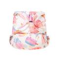 NEW! Petite Crown Keeper Newborn Wrap: Pastel Pop