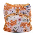 *SPECIAL PRICE! Motherease Uno Onesize Organic: Bee Kind