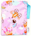 Monkey Foot Wet Bag Medium - Cinderella