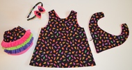 Lollipop Dress 9-12 Months