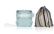 Pop-in Bamboo Onesize Nappy Trial Pack - Coconut