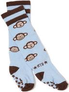 Rock-a-Thigh Baby Socks: Chunky Monkey