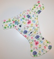 25% OFF! Dunk n Fluff Fitted Nappy - L - Tossed Floral