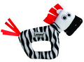 Lamaze Zebra Rattle Toy
