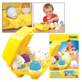 Play to Learn Hide n Squeak Eggs Toy