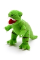 Best Years Knitted T Rex Dinosaur Toy