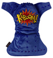 Weenotions Onesize Front Snap Pocket Nappy - Kaboom