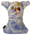 Weenotions Onesize Front Snap Pocket Nappy - Happy Kites