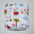25% OFF! Bambooty Easy Dry Daytime:  Ladybird Garden