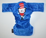 20% OFF! Weenotions Onesize Side Snap Pocket Nappy - Silly Cat