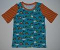 2-3yrs Short Sleeved Tshirt: Nessie
