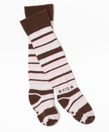 Rock-a-Thigh Baby Socks: Neopolitan