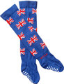 Rock-a-Thigh Baby Socks: Union Jack