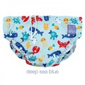 Bambino Mio Swim Nappy: Deep Sea Blue