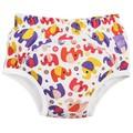 Bambino Mio Training Pants: Pink Elephants