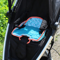 Close Parent Car Seat Protector: Herman Monster