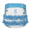 gPant: Girly Twirly Blue