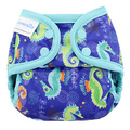 NEW! Blueberry Mini Coverall - Seahorse