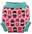 Close Parent Pop-in Swim Nappy: Kokeshi Doll