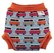 25% OFF! Close Parent Pop-in Swim Nappy: Campervan Blue