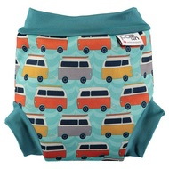 Close Parent Pop-in Swim Nappy: Campervan Green