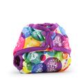 Rumparooz Newborn Wrap: TokiCorno Orchid
