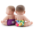 NEW! Rumparooz Dolls Nappies 2pk - TokiCorno & Orchid