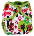 Onesize Nappy Wrap: Woodland Friends
