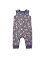 40% OFF! Frugi Kneepatch Dungarees: Mouse Ditsy