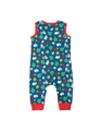 40% OFF! Frugi Kneepatch Dungarees: Sunny Farm