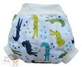 NEW! Bambooty Swim Nappy: Cranky Crocs