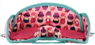 Close Parent Car Seat Protector: Kokeshi Doll