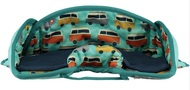 Close Parent Car Seat Protector: Campervan Green