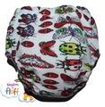 NEW! Snuggleblanks Stuffable Pull-up: Ladybirds