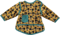 NEW! Close Parent Stage 3 Coverall Bib: Raccoon
