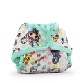 Rumparooz Newborn Wrap: Toki Bambino Sweet
