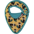 NEW! Close Parent Stage 1 Bandana Bib: Raccoon
