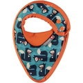 Close Parent Stage 1 Bandana Bib: Squirrel