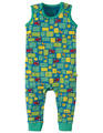 30% OFF! Frugi Kneepatch Dungarees: Farm Days