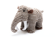NEW! Best Years Woolly Mammoth Mini Rattle