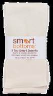 Too Smart Organic Cotton Inserts
