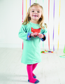 50% OFF! Frugi Peek A Boo Dress: Fox