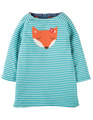40% OFF! Frugi Peek A Boo Dress: Fox
