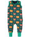 30% OFF! Frugi Kneepatch Dungaree: Peek A Boo